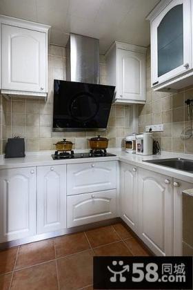 简约优质厨房橱柜欣赏