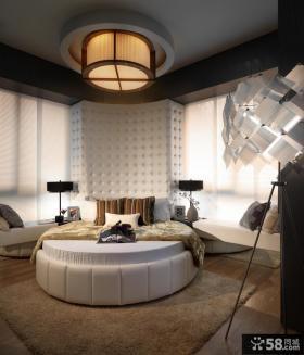 现代简约风格房间设计实景图