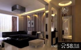 优质现代简约客厅装饰设计图片