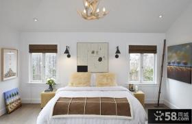 2013优质的现代风格卧室装修效果图大全