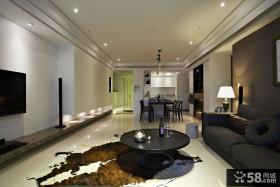 现代风格家居装修图