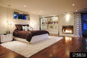 别墅经典卧室装修效果图