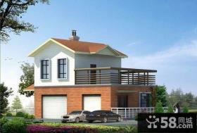乡村两层小别墅设计图
