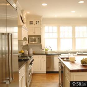 开放式厨房装修效果图大全2013图片欣赏