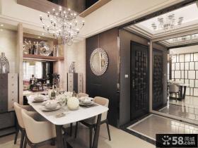 古典时尚设计餐厅欣赏