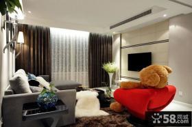 日式家装客厅图片大全欣赏