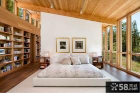 农村别墅图片大全 主卧室装修效果图大全2012图片
