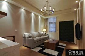 现代住宅室内家居布置设计效果图