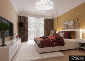 现代简约卧室灯具效果图大全