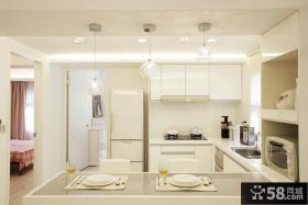 简约风格厨房家装效果图片