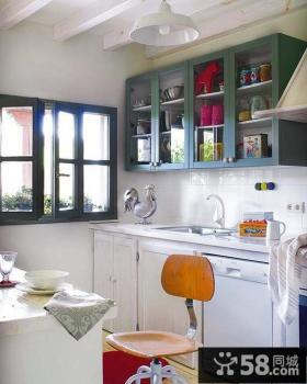 小厨房设计效果图大全
