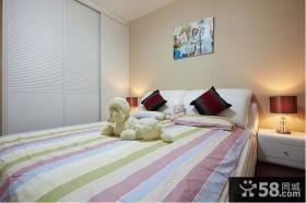10平米简约卧室装修效果图