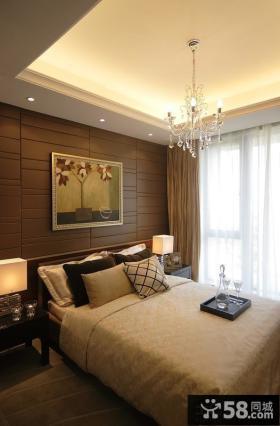 现代家庭设计卧室图片