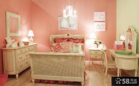 小空间女生卧室装饰品图片
