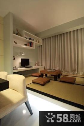 家装室内设计小户型榻榻米图片