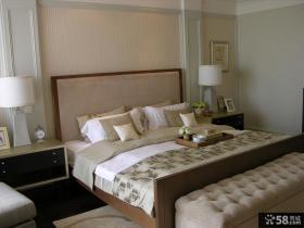 卧室床头背景墙装饰效果图大全图片