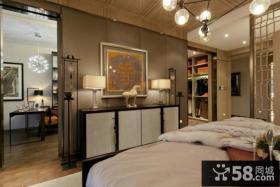 家庭装修设计主卧室效果图大全