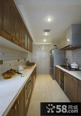 美式家居厨房设计图片