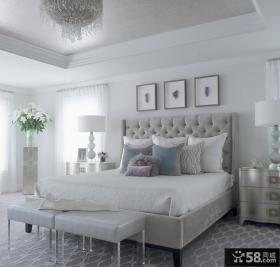 北欧家庭设计卧室图片欣赏大全