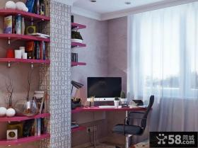 30平超小户型书房装修效果图