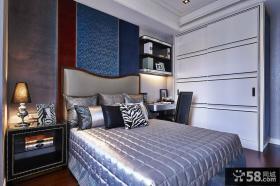 豪华新古典风格卧室装修效果图