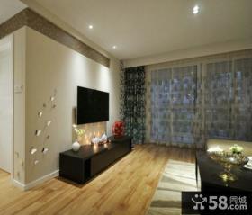 2015设计室内客厅电视背景墙效果图欣赏