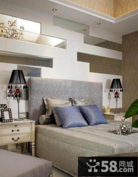 家装设计卧室床头灯具图片大全