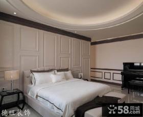 新古典卧室装修效果图欣赏