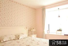 卧室设计玉兰壁纸图片