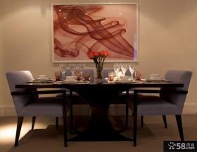 日式风格餐厅设计图片欣赏大全2014