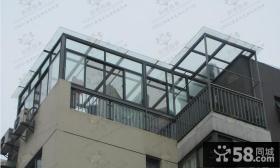 复式楼楼顶阳光房设计图片