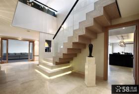 宜家设计室内别墅楼梯图片欣赏大全