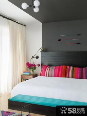现代家装室内卧室图片大全