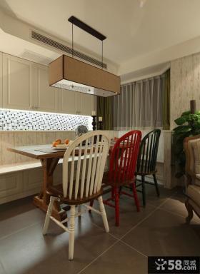 日式风格小餐厅图片欣赏