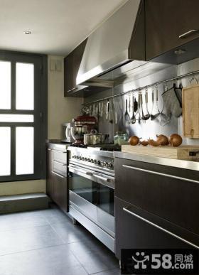 最新现代风格整体橱柜设计图片