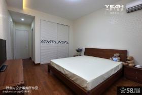现代简约卧室装修风格