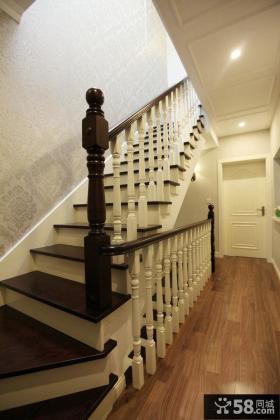 宜家别墅楼梯装修设计图