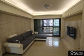 现代风格三室两厅装修图欣赏大全