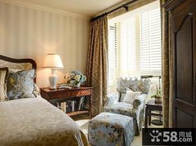 120平米奢华的卧室装修效果图大全2012图片