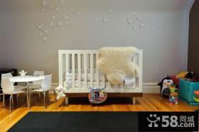 小户型简约儿童房装修效果图大全2014