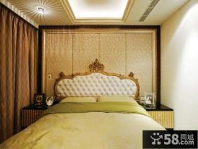 古典欧式时尚卧室欣赏