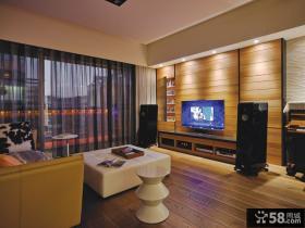 现代简约三室两厅设计效果图大全欣赏