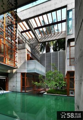 140万打造宜家欧式风格阳台装修效果图大全2012图片