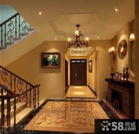 室内玄关装饰效果图欣赏