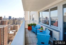 创意景观阳台家装