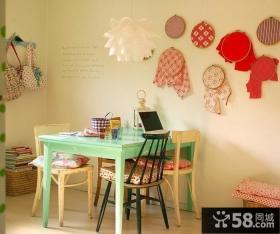 家庭设计室内餐厅效果图大全