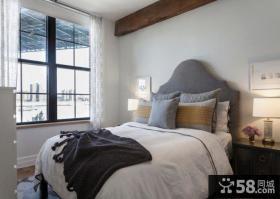 美式简约公寓室内设计装修图片