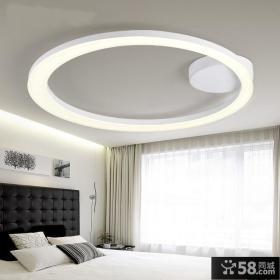 简约现代卧室灯具