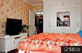 田园风格卧室欧式家具图片大全