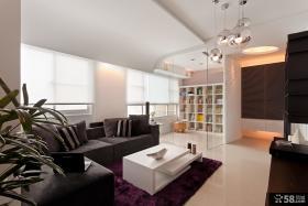简约清新装修风格客厅设计